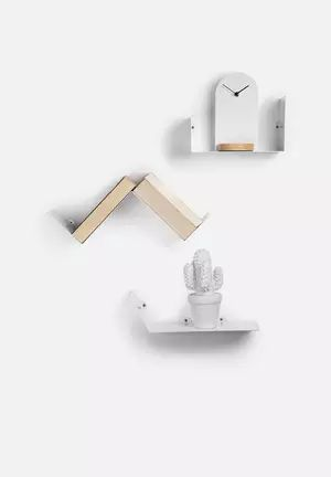 Shape shelf 3 set