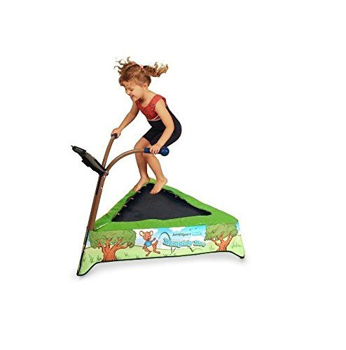 46 Best Images About Kids Trampoline With Bar On Pinterest