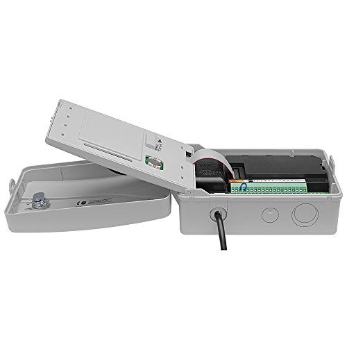 Orbit 57950 B Hyve Smart Indoor Outdoor 12 Station Wifi Sprinkler System Controller Compatible With Alex Sprinkler Controller Sprinkler Timer Sprinkler System