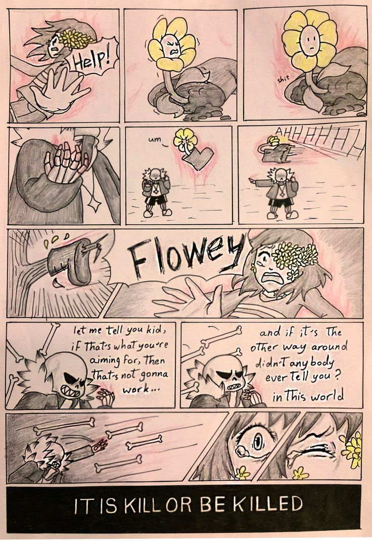 Flowerfell Kill Or Be Killed 3 by superyoumna on DeviantArt