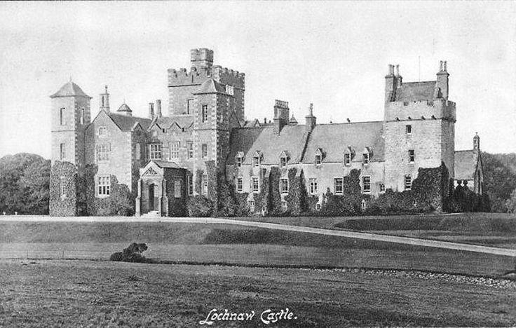 Lochnaw Castle, Stranraer c 1900