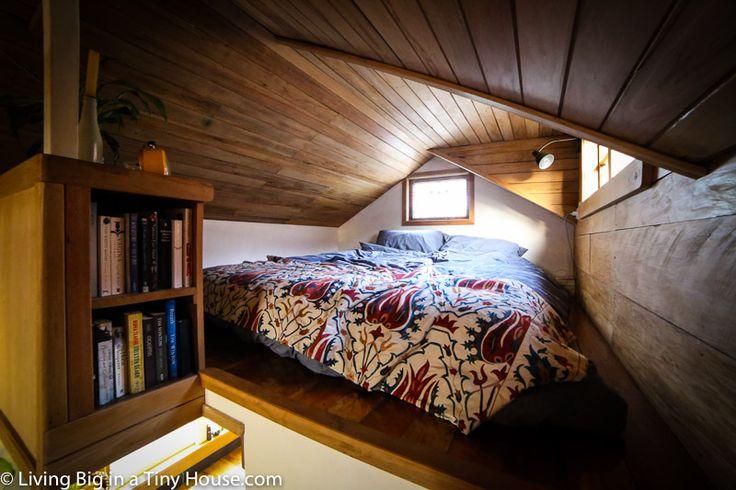 1000 Ideas About Sleeping Loft On Pinterest Tiny Houses
