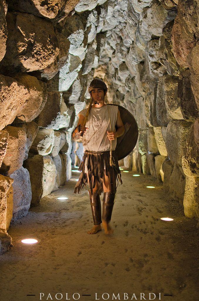 Arti e mestieri al tempo dei nuraghi - Rievocazione storica - Torralba - Sardinia - 15 - 7 - 2012