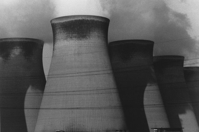 [David Lynch, Untitled (England), late 1980's early 1990's, archival gelatin-silver print, 28x35.5 cm, all photographs in an edition of 11 © Collection of the artist]