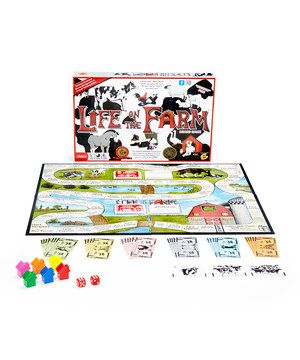 Love this Life on the Farm Game by We R Fun Games on #zulily! #zulilyfinds