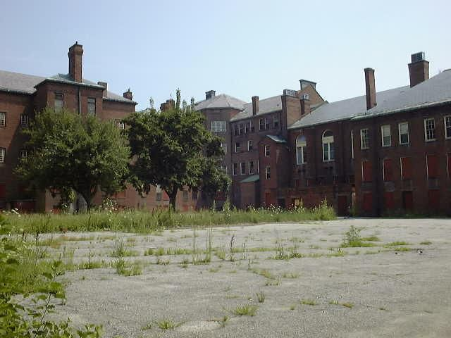 Asylums in massachusetts mclean and northampton
