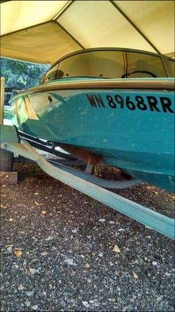 Moomba Boomerang 351 windsor