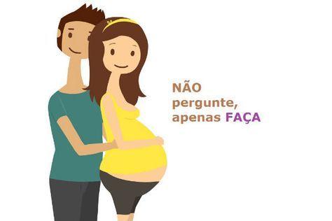 Toda grávida precisa (e muito!) de uma boa rede de apoio durante a gestação e a maternidade. Nesse sentido, o pai é muito importante - e deve estar atento