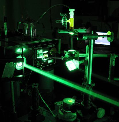 "Physicists Create ""Air Laser"" In Laboratory"