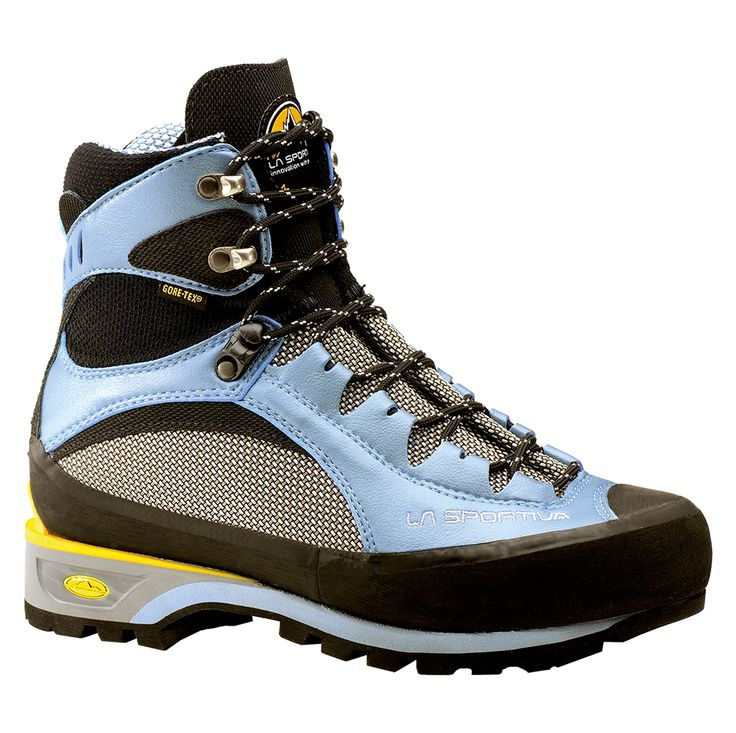 The La Sportiva Trango S Evo Gore-Tex Woman shoes are actually already waiting in my closet to get out for an adventure.