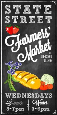 Carlsbad Village Farmers' Market Masters Real Estate Group. homes for sale. north county. real estate experts. homes
