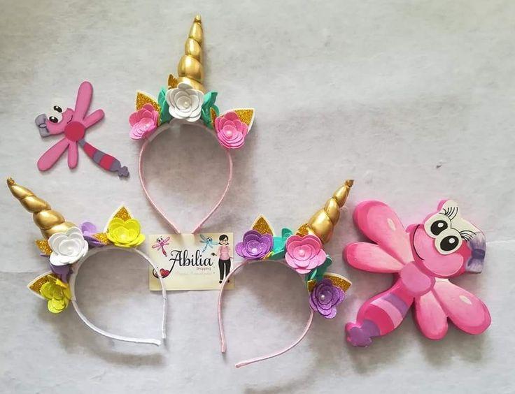 Accesorios unicornios Abilia shopping
