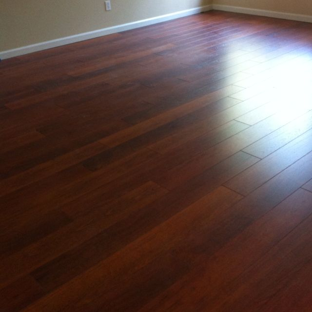 Best 25 cherry floors ideas on pinterest cherry wood for Cherry laminate flooring