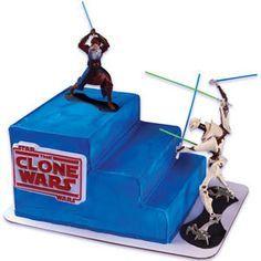 1/ Star Wars The Clone Wars Step Above by Mylittleshopsupplies