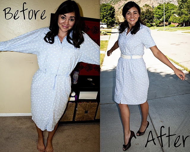 Another awesome dress revival