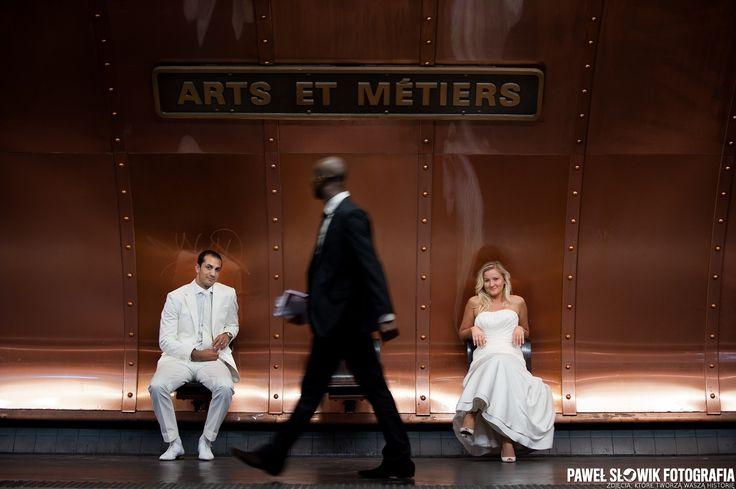 Métro Arts et Métiers, Paryż  a gdzie mnie poniesie tego roku...