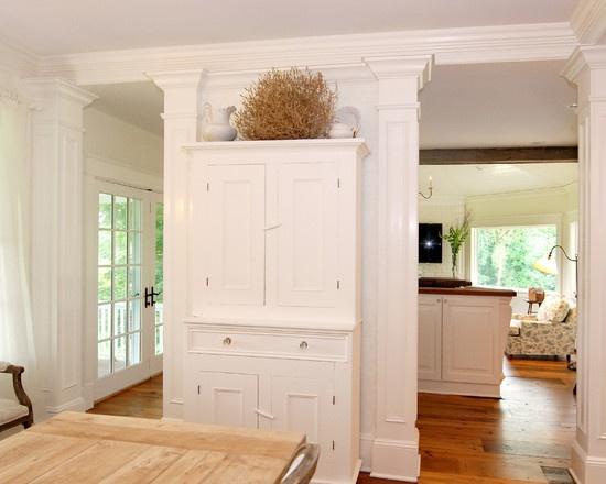 Interior Column Ideas 17 best interior home ideas images on pinterest | half walls, home