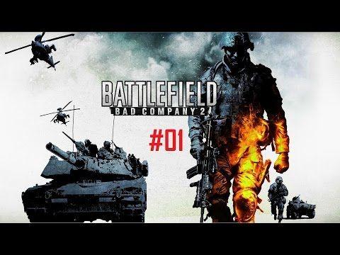 """Zagrajmy w Battlefield Bad Company 2 #1 - """" Operacja Aurora """" - YouTube"""