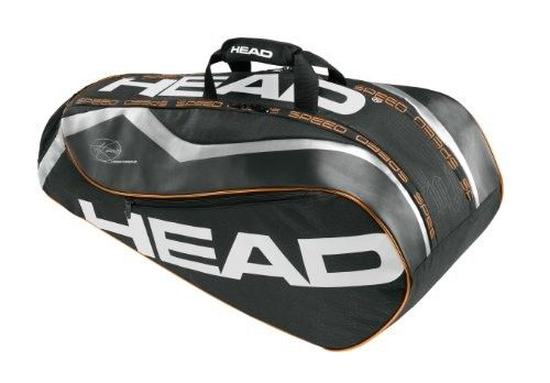 New and Updated! HEAD-Novak-Djokovic-Combi-Tennis-Bag- @luxurytennisclub.com