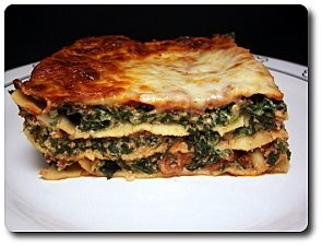 Spinach and Prosciutto Lasagna | Food - Pasta (Stuffed & Layered) | P ...