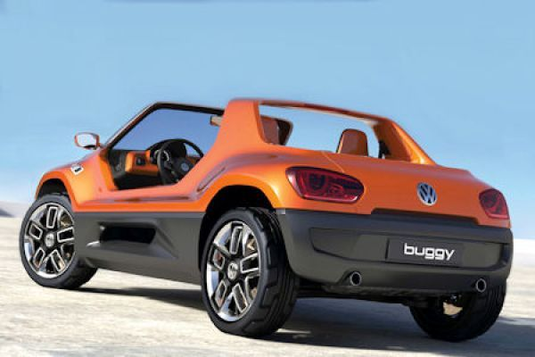 Vw Buggy Up Fur Endlose Sommer Geschaffen Vw Auto News And