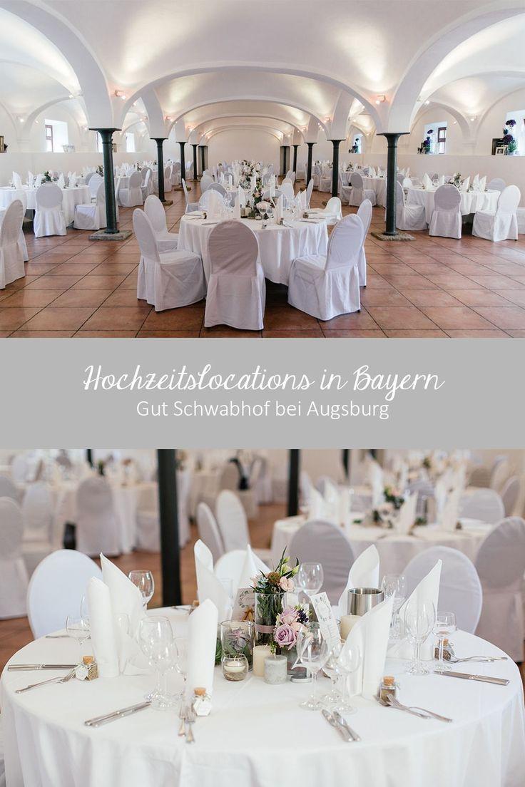 Tipps Fur Die Hochzeitsplanung Hochzeitslocations In Bayern Augsburg Das Gut Schwabhof Ist Eine Perfekte Loca Hochzeitslocation Hochzeit Location Augsburg