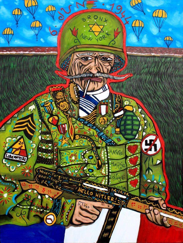 World War 2 Veteran, D-Day