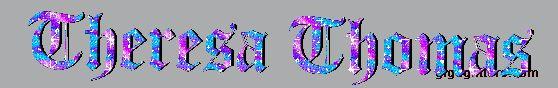 Glitter text generator!