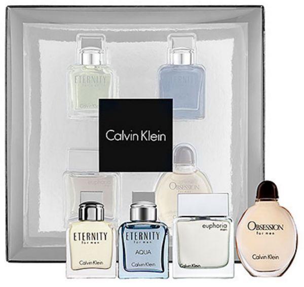 #TMAXstore : #Calvin #Klein #Variety 4 Pieces #Miniature #Perfume #GiftSet #price, review and buy in 3UAE, #Dubai, #AbuDhabi | #Souq.com