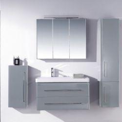 Szara szafka pod umywalkę - firma EAGO