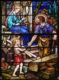 "Blessed Memorial of St Joseph the Worker - 1 May: St. Joseph has two feast days on the liturgical calendar.    The first is March 19—Joseph, the Husband of Mary. The second is May 1—Joseph, the Worker.    ""Saint Joseph is a man of great spirit. He is great in faith, not because he speaks his own words but above all because he listens to the words of the Living God.   He listens in silence.  And his ....."