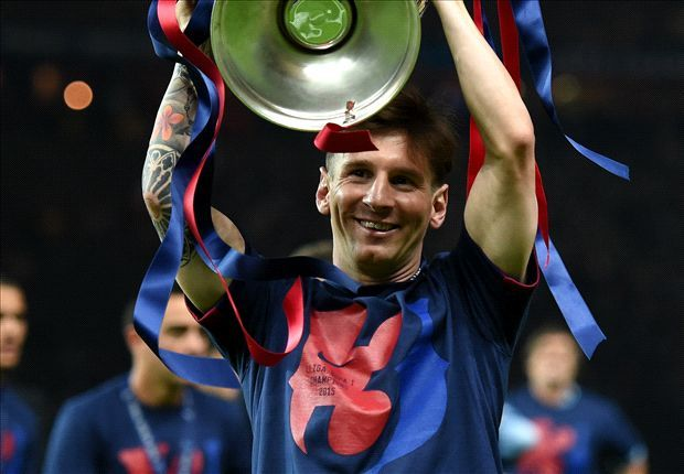"""""""I hope the next president after me will be able to bring Messi to Antalyaspor in five years' time,"""" - Antalyaspor chairman Gultekin Gencer"""