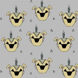 Bloome CPH - Lioness grey (sweatshirt knit)