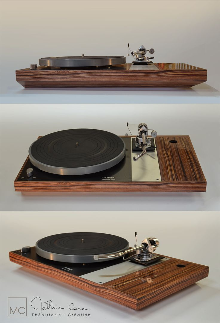 Jazz, Hi-Fi, & Everything Nice! — Thorens TD160mkII