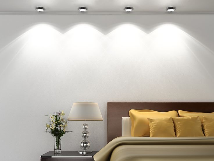 more spotlight lighting ideas for the bedroom use maxxima led