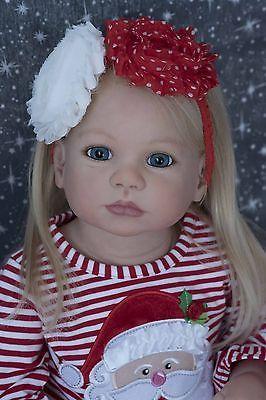 *Fouloca* reborn baby girl - Regina Swialkowski