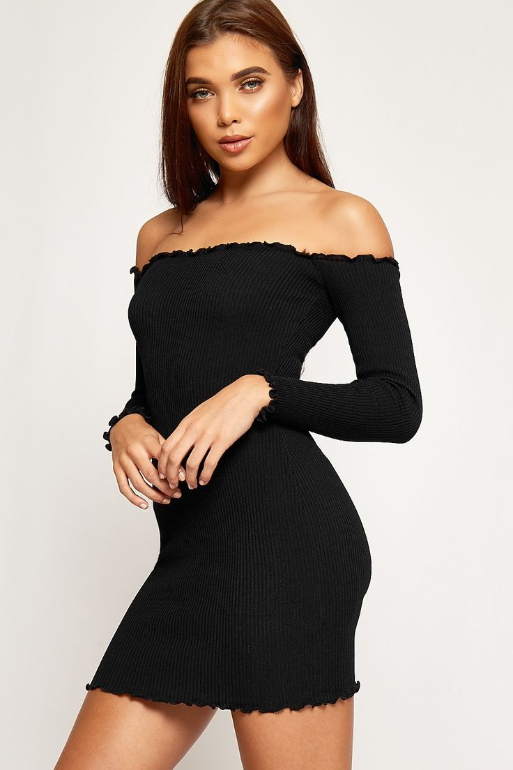 Shop the latest range of bodycon dresses at WearAll. From figure hugging, bandeau, midi dresses and pencil styles - we've got a style to suit all shapes!