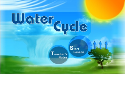 Use this water cycle lesson activity on UN World Water Day (March 22)!