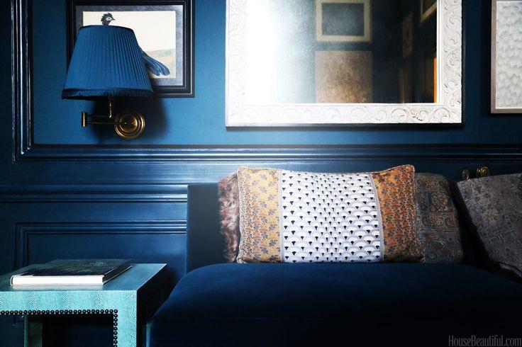 245 Best Images About Dark Blue On Pinterest