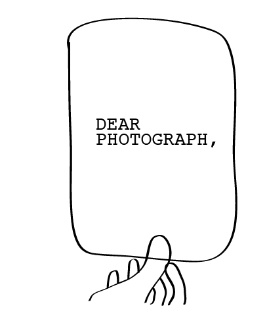 """A new site, called """"Dear Photograph"""" - in which people place old photographs in the same location, years later, and then write a letter to the photograph - is clever and completely charming."""