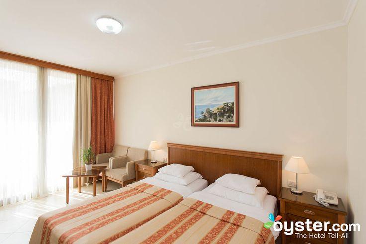The Standard Room at the Hotel Mediteran