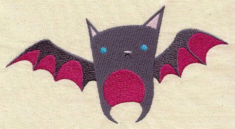 Детские Bat | Городская Темы: Уникальные и удивительные образцы вышивки