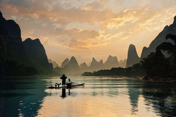 Top 10 Most Magical Places You Should Visit In China: The Gum Drop Mountains of Guilin- GRAB MY HANDS
