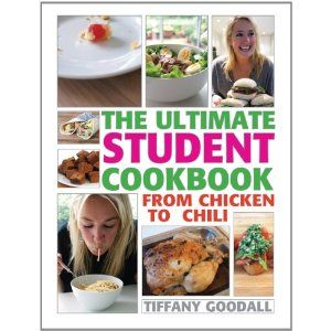 Written by a chef who lived away from home on a limited budget while she was a culinary arts student, The Ultimate Student Cookbook enables college and university students to enjoy fresh and healthy food every day.