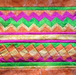 Seminole patchwork basics.