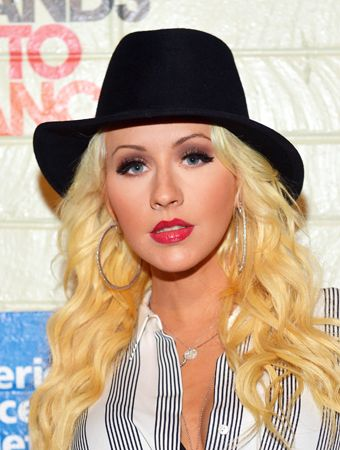 Christina Aguilera Is Pregnant With Her Second Child #InStyle