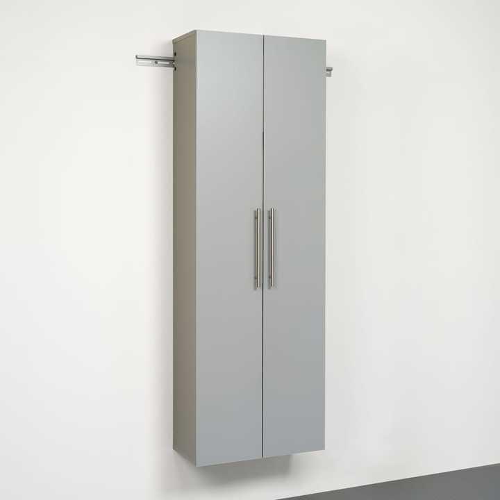Prepac Hangups 24 Large Storage Cabinet