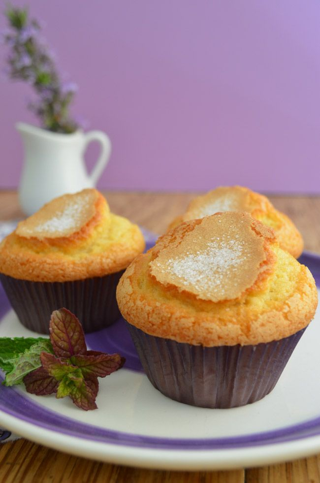 448 Best Images About Magdalenas Y Muffins On Pinterest