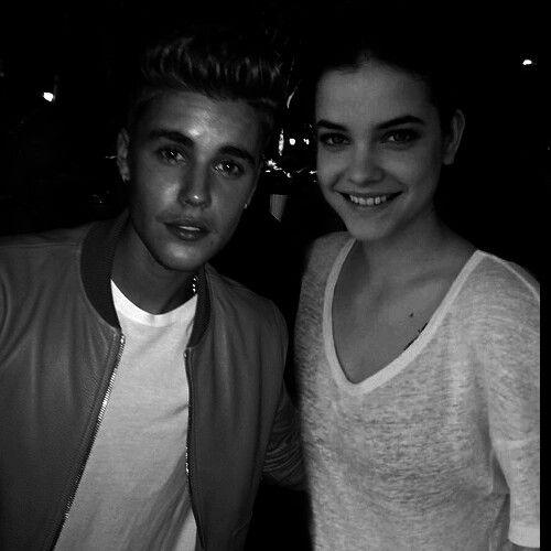 Barbara Palvin & Justin Bieber