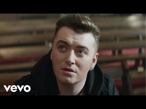 """Sam Smith - Lay Me Down -"""" Yes I do, I believe. That one day I will be where I was. Right there, right next to you"""""""